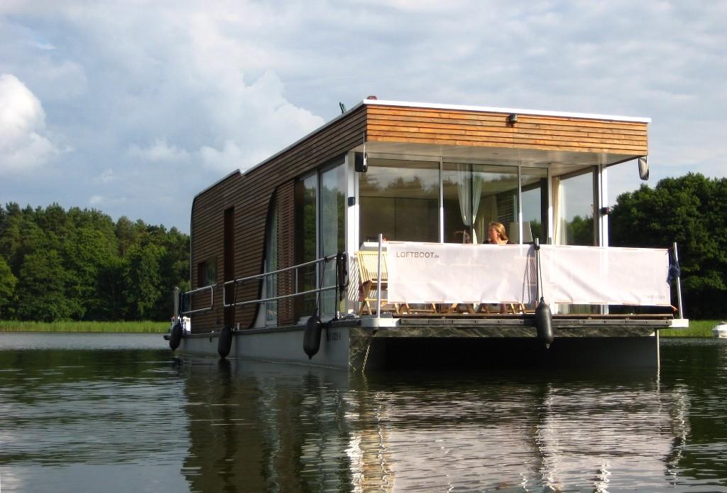Loftboot Manhatten